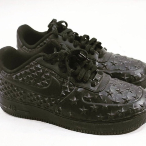1bd4d1c2f243 ... discount code for nike air force 1 low dunk stars black men 10.5 10e86  14829